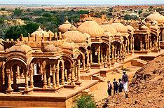Bada Bagh Jaisalmer Tours Rajasthan