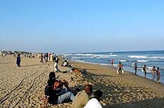Marina Beach Chennai Honeymoon Packages
