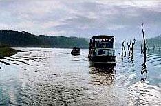 Boat Cruises Periyar National Park Wildlife Tours Thekkady Kerala