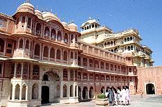 City Palace Jaipur Travels Rajasthan