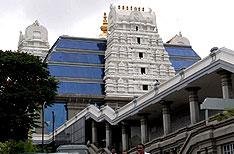 Hare Rama Hare Krishna Temple Bangalore Tour Packages Karnataka India