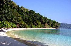 Havelock Island Andaman and Nicobar Islands Tour