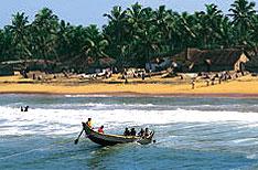 Kozhikode Beach Kerala Beach Tours India