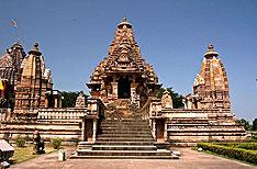 Lakshamana Temple Khajuraho Travel Madhya Pradesh