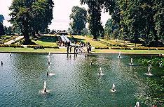 Mughal Gardens Kashmir Travel Guide