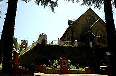 St Francis Church Dalhousie Travel Packages Himachal Pradesh India