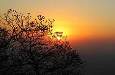 Sunset Point Mount Abu Travels Rajasthan