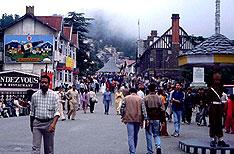 The Mall Shimla Tour Packages Himachal Pradesh