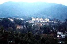 Tura Peak Shillong Holidays Meghalaya